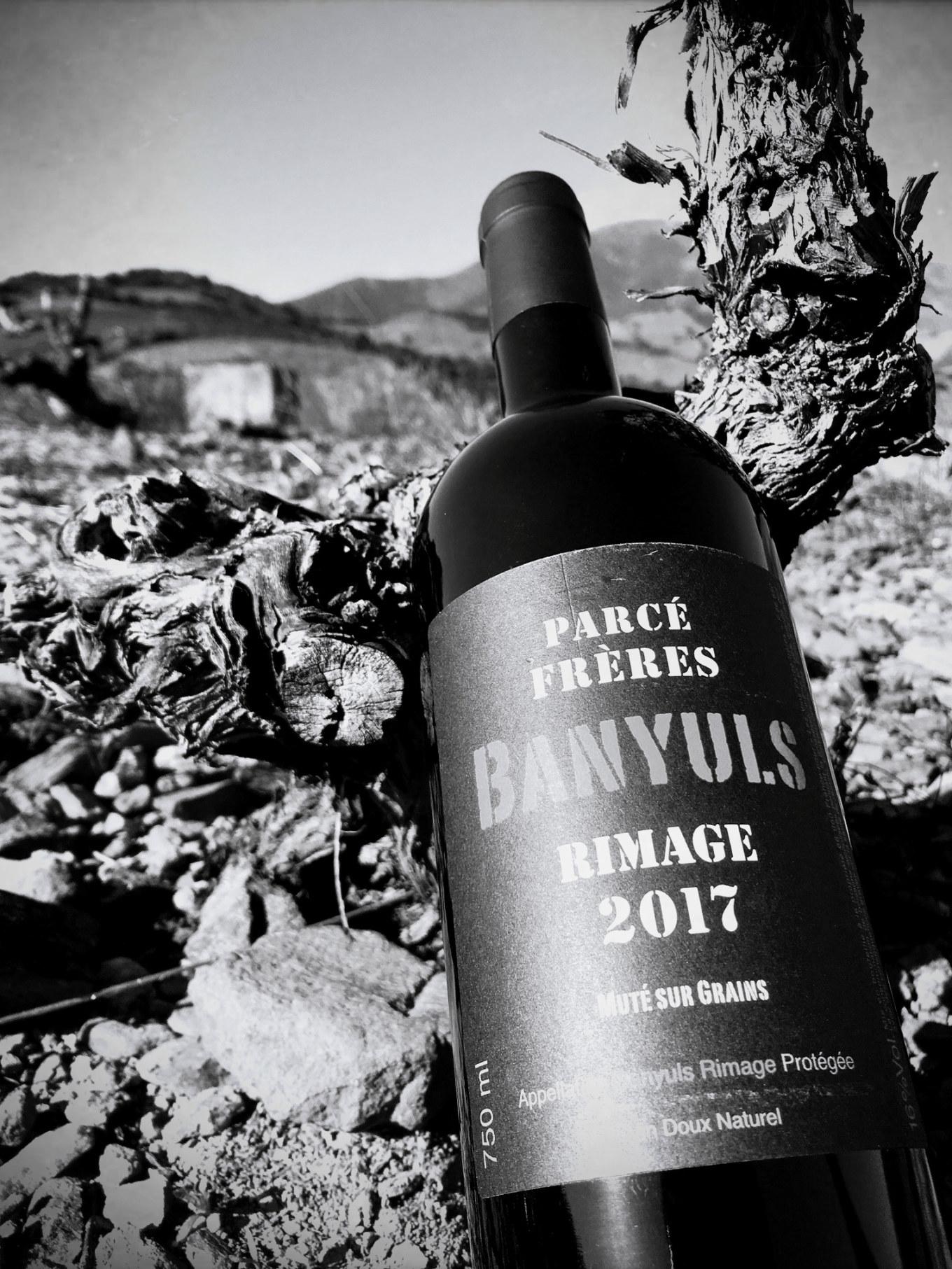 Banyuls Rimage 2017 – Maison Parcé Frères